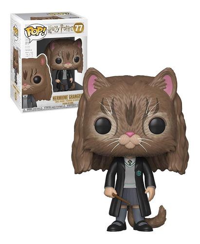 funko pop - harry potter - voldemort - hermione - ron - doby