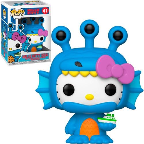 funko pop hello kitty - hello kitty (sea) 41 gata