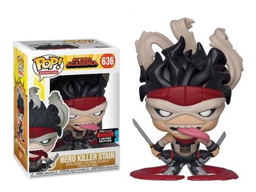 funko pop! hero killer stain 636 - nycc exclusive original
