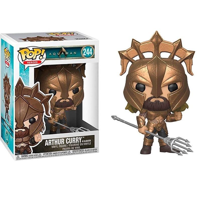 Arthur POP Funko Aquaman Gladiator POP