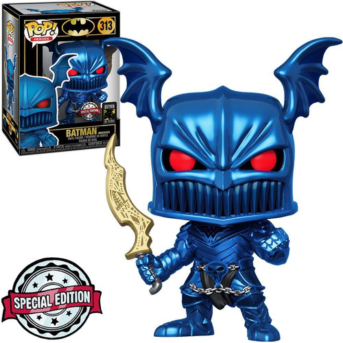 funko pop heroes batman 80 years ex batman (merciless) 313