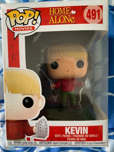 funko pop! home alone kevin - nuevo en caja cerrada