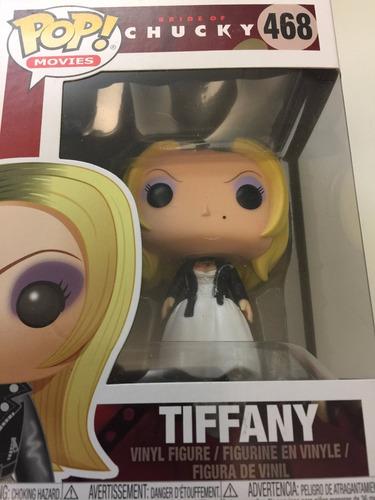 funko pop! horror: tiffany bride of chucky chase #468