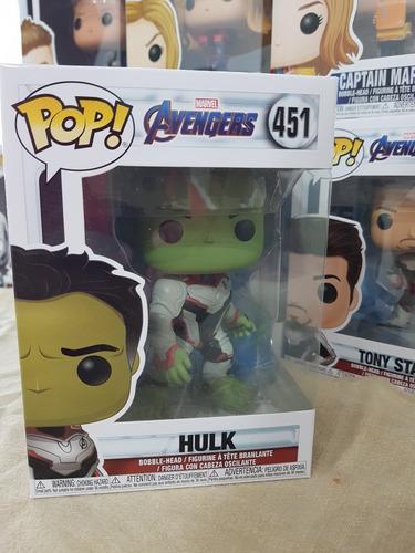 funko pop hulk 451 avengers endgame