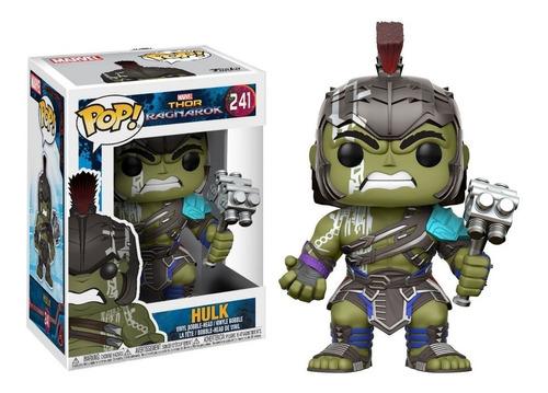 funko pop hulk de thor ragnarok!