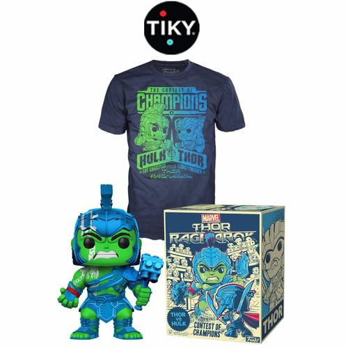 funko pop hulk pop y playera target box thor ragnarok