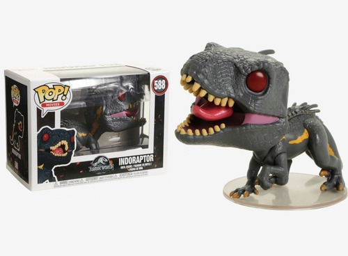 funko pop indoraptor 588 jurassic world nuevo original
