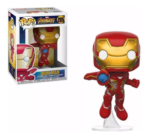 funko pop iron man avengers marvel infinity war #285