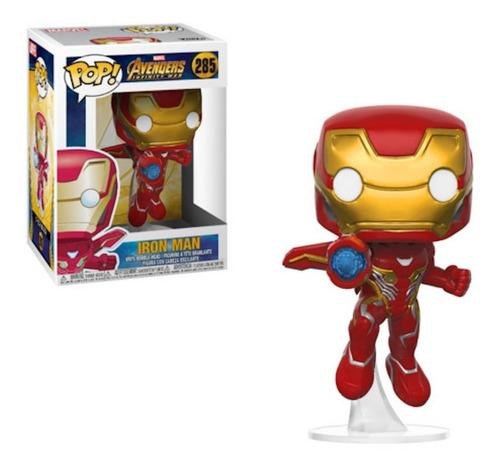 funko pop iron man infinity war marvel