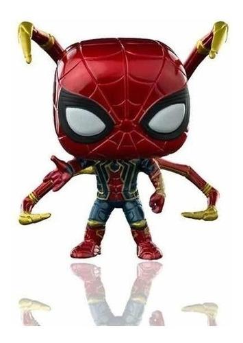funko pop - iron spider #300 - avengers infinity war