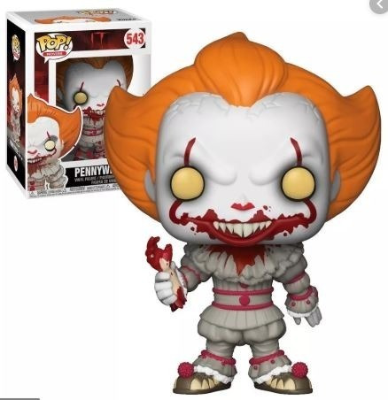 funko pop! it pennywise #543