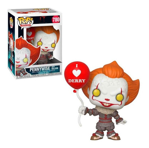 funko pop it pennywise chapter 2 original 780 nuevo stock