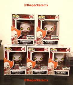 Servered With Pennywise PopIt Funko Arm Amazon TcF3K1Jl