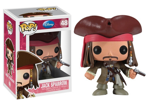 funko pop jack sparrow #48 - disney