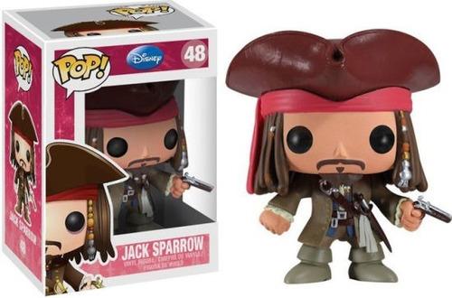 funko pop jack sparrow piratas del caribe muñeco original