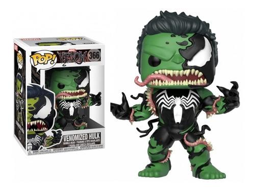 funko pop! [jg] venomized hulk #366
