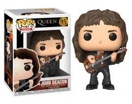 funko pop john deacon queen # 95   * local balvanera
