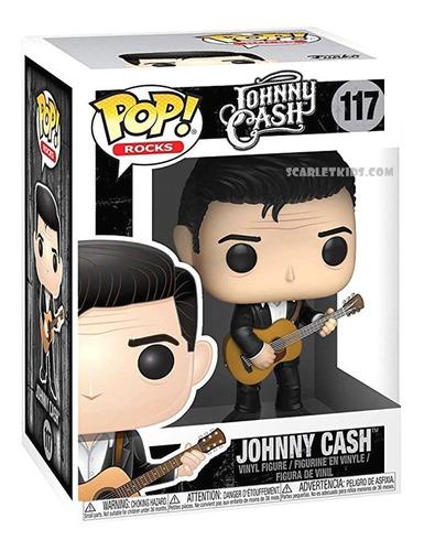funko pop johnny cash 117 rocks original funko scarlet kids