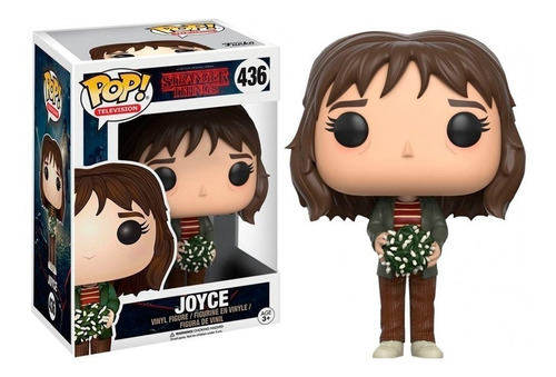 funko pop joyce 436 - stranger things