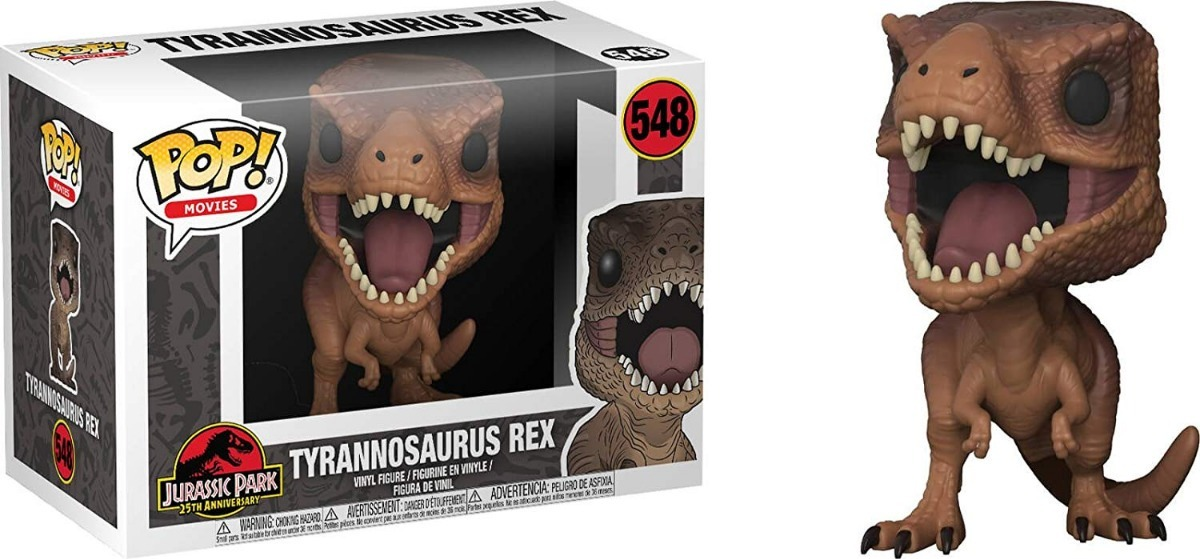 POP Film-JURASSIC PARK #548 Tyrannosaurus Rex