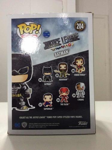 funko pop! justice league #204 batman
