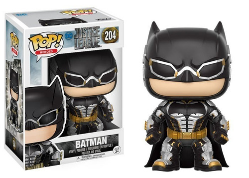 funko pop justice league - batman #204 - entrega inmediata!