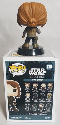 funko pop jyn erso star wars rogue one