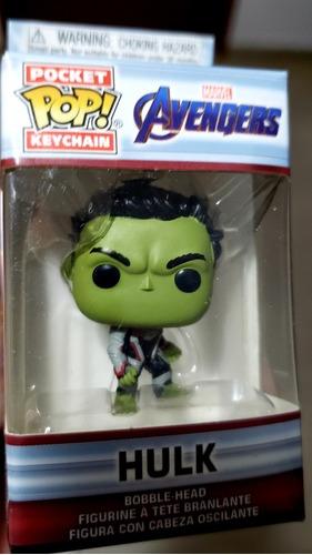 funko pop keychain avengers endgame hulk