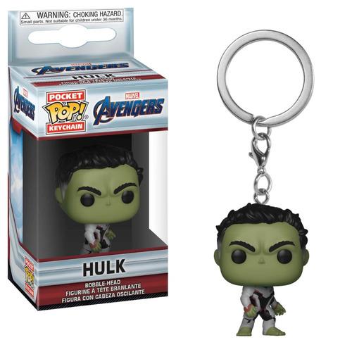 funko pop keychain avengers endgame hulk nortoys
