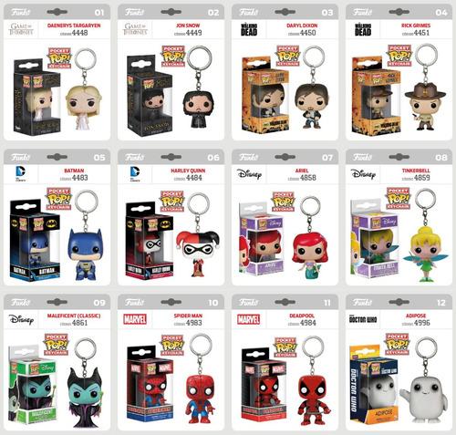 funko pop! keychain: disney / pocahontas (10211)