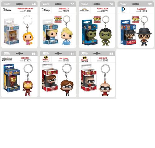 funko pop! keychain: disney - stitch 6829