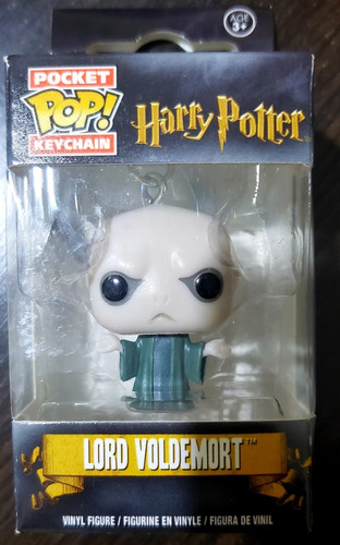 funko pop keychain lord voldemort harry potter