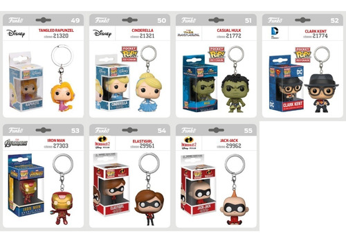 funko pop! keychain: marvel - casual hulk (21772)