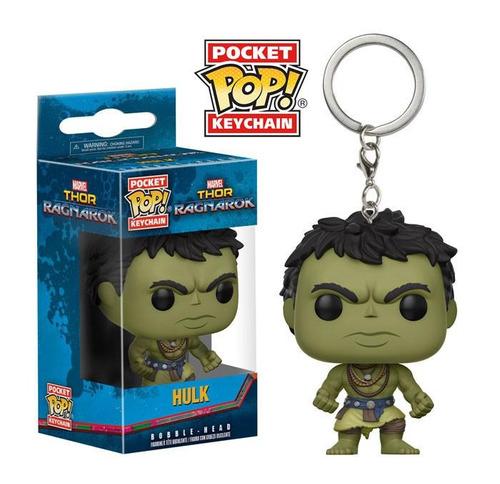 funko pop keychain marvel thor ragnarok hulk nortoys