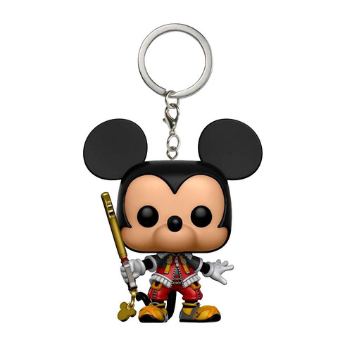 funko pop keychain: mickey - kingdom hearts