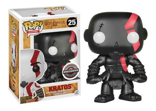 funko pop kratos #25 exclusive god of war