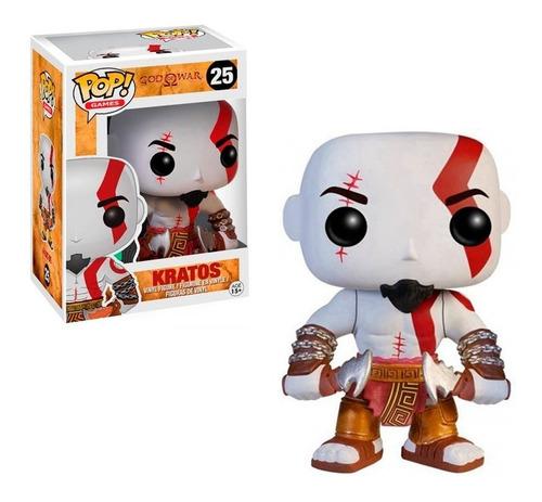 funko pop! kratos #25 god of war 3