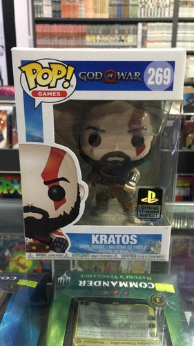 funko pop! kratos #269