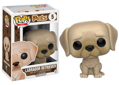 funko pop - labrador retriever