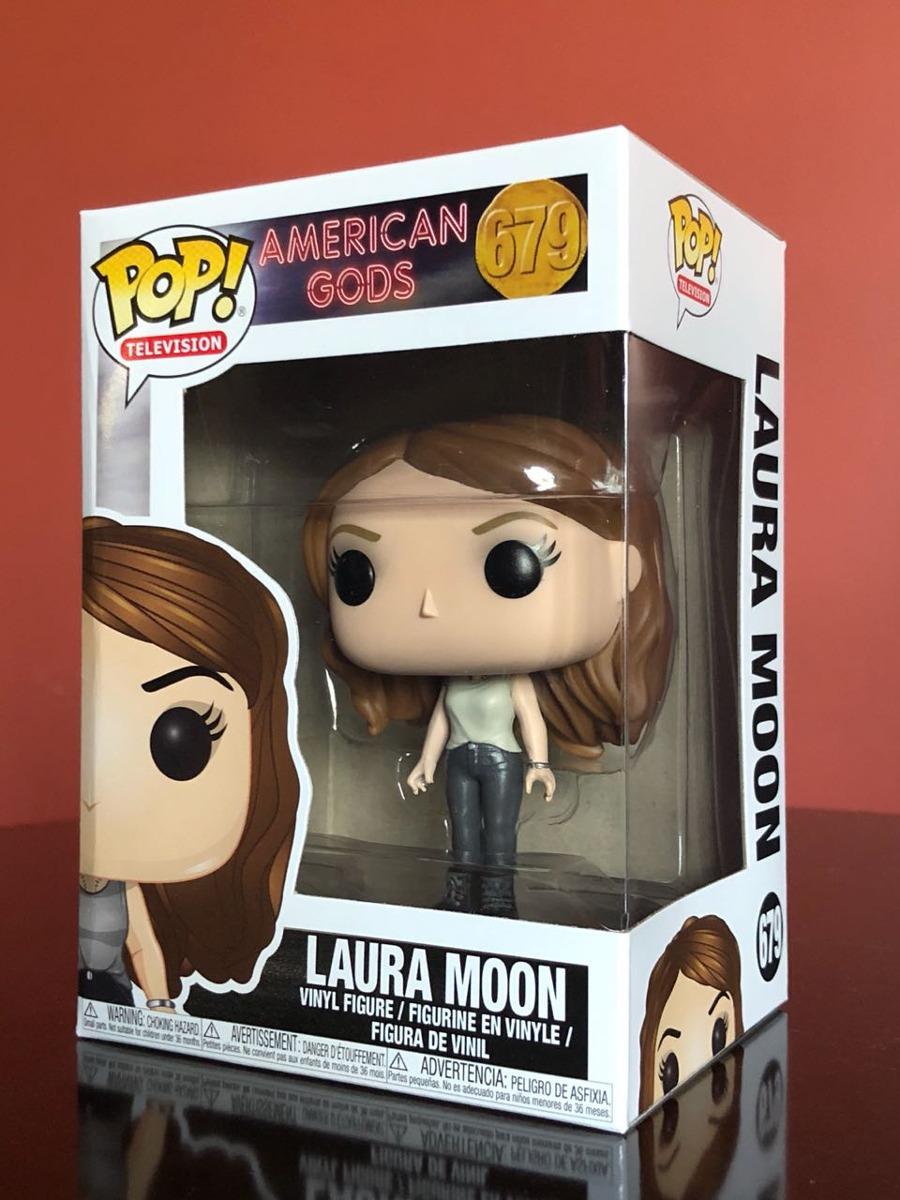 Funko Pop Laura Moon - American Gods