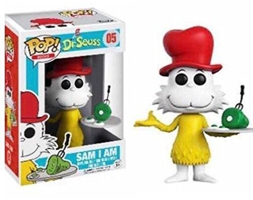 Funko Pop! Libros: Dr. Seuss - Yo Soy Sam - $ 70.550 en Mercado Libre
