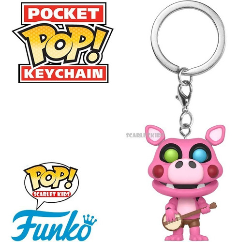 funko pop llavero five nigths at freddys pigpatch original
