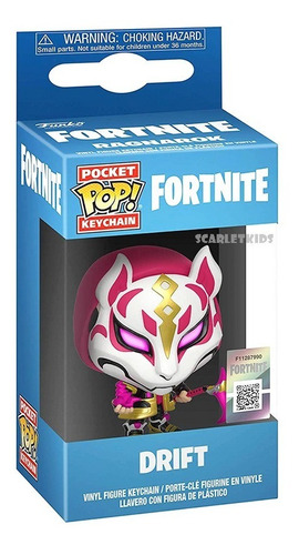 funko pop llavero fortnite drift original keychain funko scarlet kids