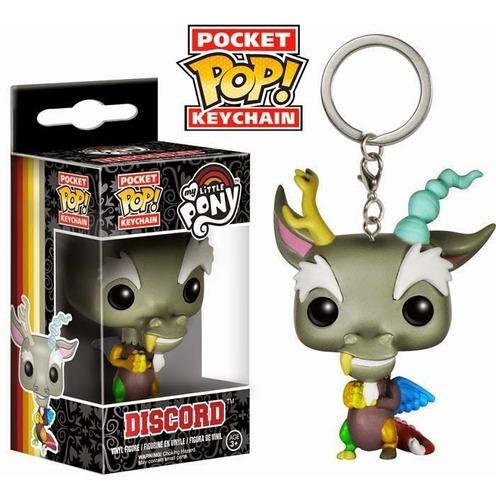 funko pop! llavero my little pony discord  z.devoto