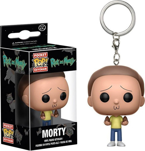 funko pop - llaveros - game of thrones - rick and morty