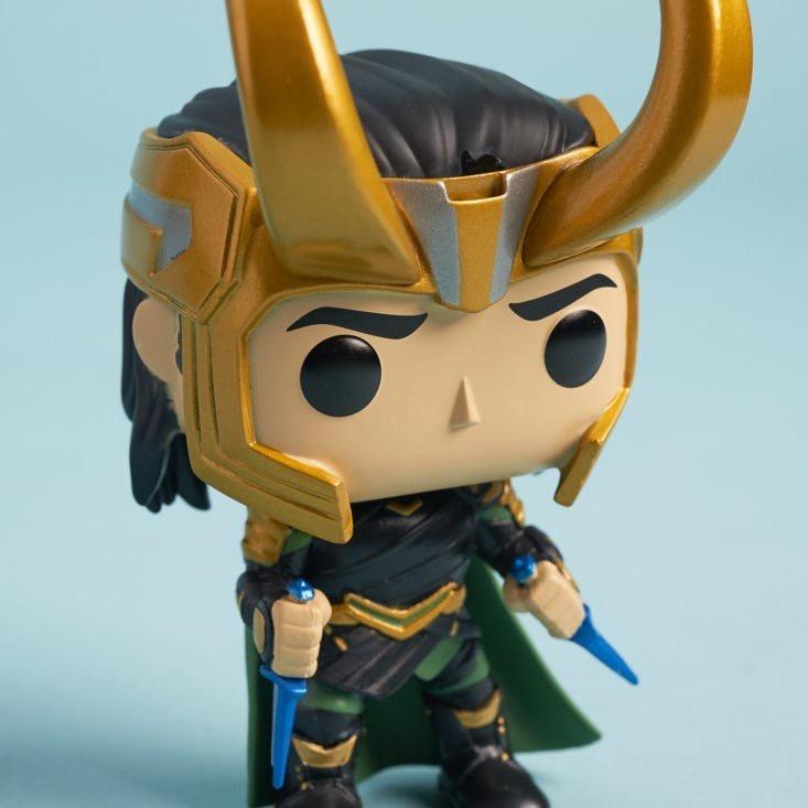 Funko Pop Loki Helmet Exclusivo Marvel Calca D Thor ...