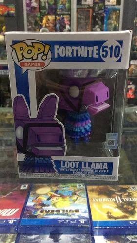 funko pop loot llama # 510