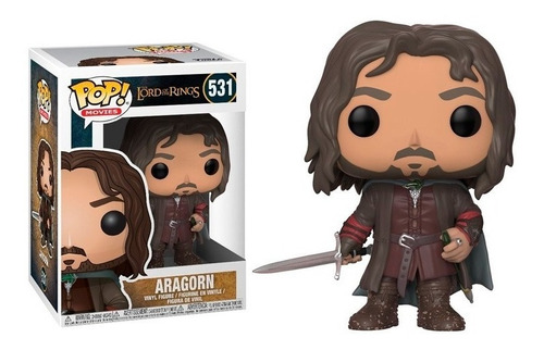 funko pop lord of the rings-aragorn 531 (13565-px-1tn)