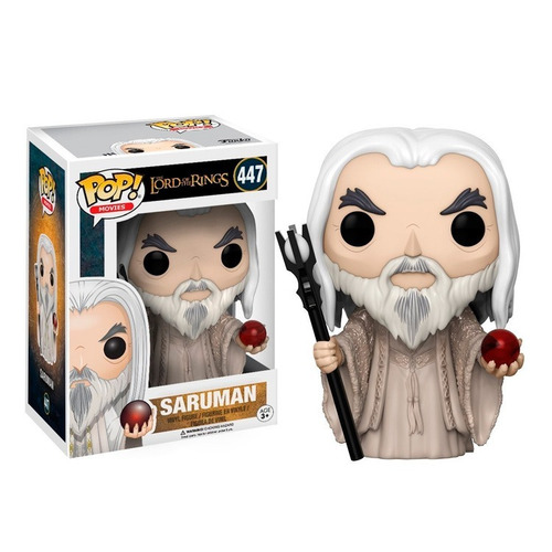 funko pop lord of the rings - saruman 447 (13555-px-1tm)