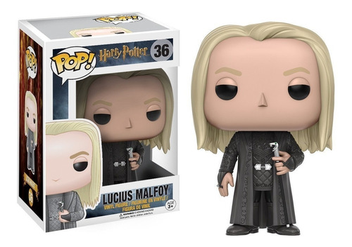 funko pop lucius malfoy 36 - harry potter